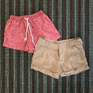 Shorts bundle small
